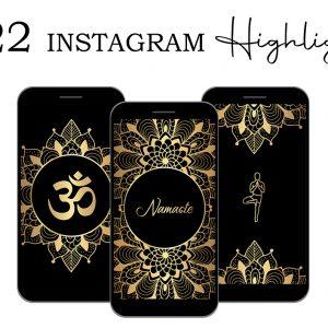 yoga highligths instagram 1